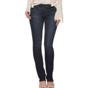 PAIGE Skyline Straight Jeans Premium Denim Size 25